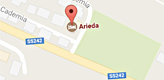 Google Maps - Arieda Apartments
